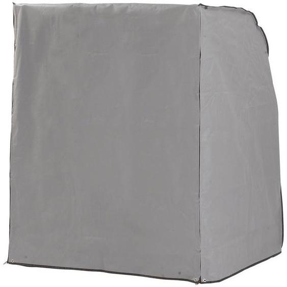 Sonnen Partner Strandkorb-Schutzhülle, für Strandkörbe, BxLxH: 144x114x154 cm, steingrau