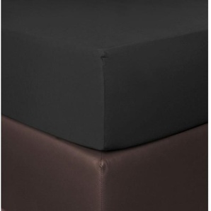 Spannbettlaken »Boxspring«, BETTWARENSHOP, elastisch für extra hohe Matratzen