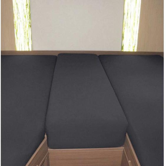 Spannbettlaken »Set Heckbett (3-tlg)«, BETTWARENSHOP, für Wohnmobil Caravan Wohnwagen