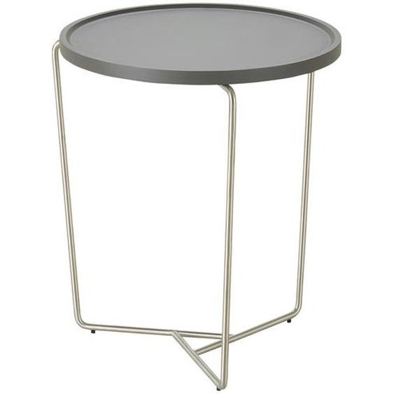 SPECTRAL Beistelltisch  Tables ¦ grauØ: 45
