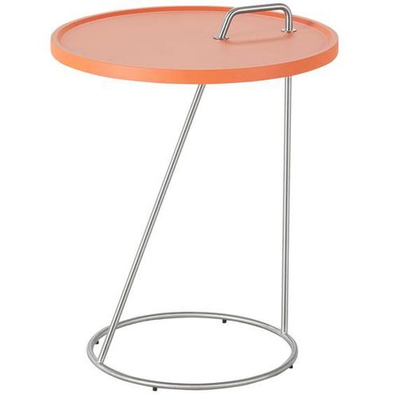 SPECTRAL Beistelltisch  Tables ¦ orangeØ: 45