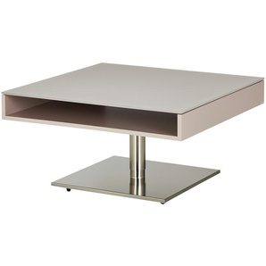 SPECTRAL Couchtisch  Tables ¦ rosa/pink ¦ Maße (cm): B: 90 H: 45 T: 90