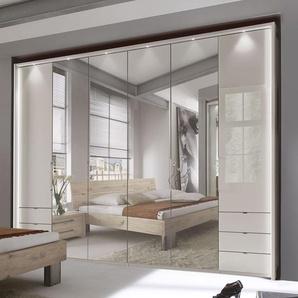 Schlafzimmerschrank mit Spiegeln und Automatik-Türen - Northville