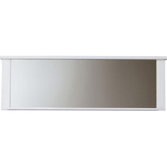 Spiegel Georgia Pinie Weiß Struktur Nachbildung 197 x 63 x 18 cm
