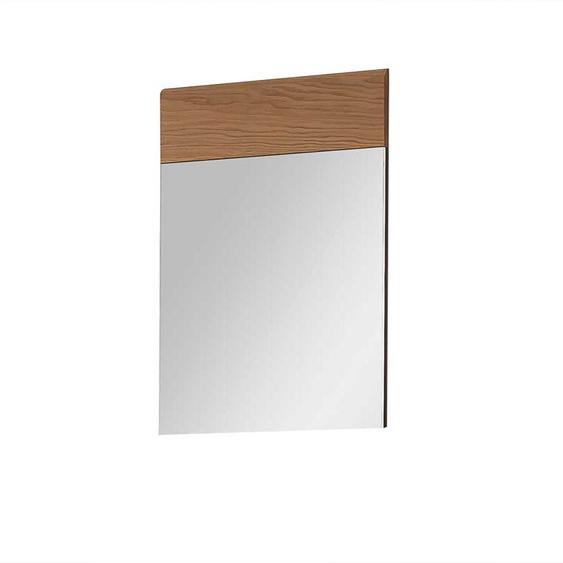 Spiegel in Wildeiche Bianco furniert 60 cm