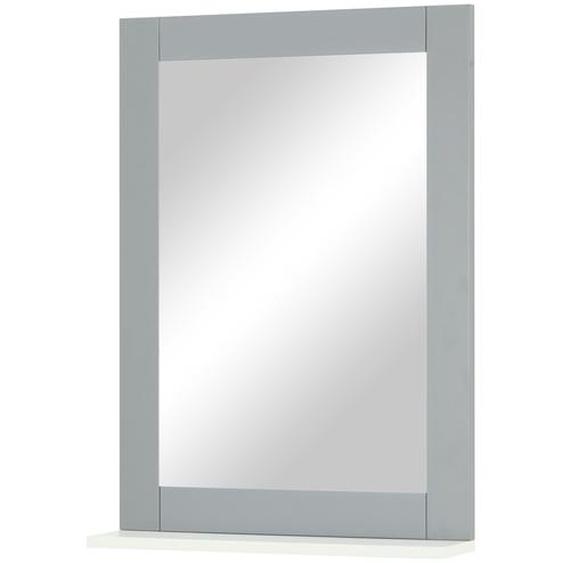 uno Spiegel mit Ablage - grau | Möbel Kraft