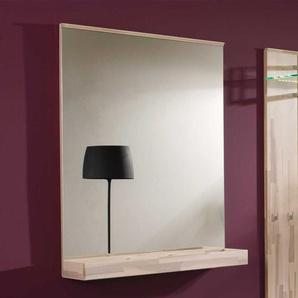 Spiegel mit Ablage Kernesche