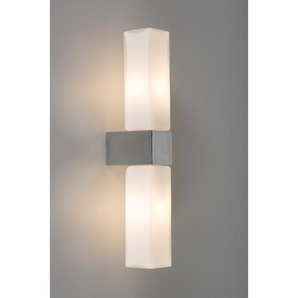 Spiegellampe 2-flammig Fackler