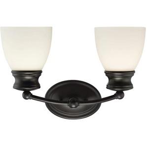 Spiegellampe 2-flammig