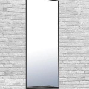 Spiegelpaneel »Akron«, grau, B/H/T, pflegeleichte Oberfläche, grau