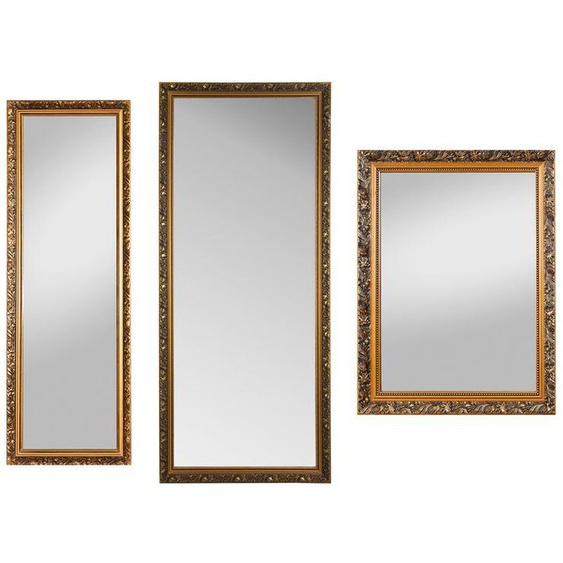 Spiegelprofi Rahmenspiegel Pius goldfarben