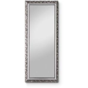Spiegelprofi Spiegel, Silber, Holz 46 x 111 cm