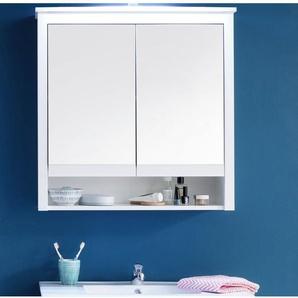 Spiegelschrank 81 cm Ole Weiß