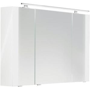 Spiegelschrank  mein Bad ¦ weiß ¦ Maße (cm): B: 102 H: 70 T: 17 Schränke  Badschränke  Spiegelschränke » Höffner