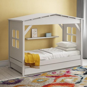Spielbett Pino mit Bettschublade, 90 x 200 cm