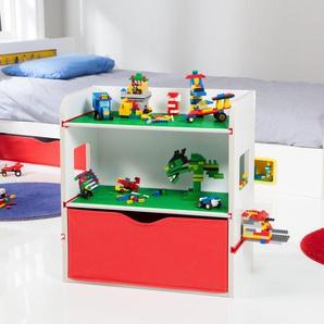 Spielzeug-Organizer Heard 2 Build