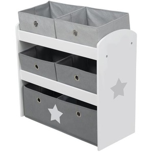 Spielzeug-Organizer Stars