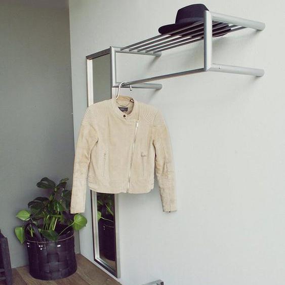 Spinder Design Garderobenleiste »SMOOTH«