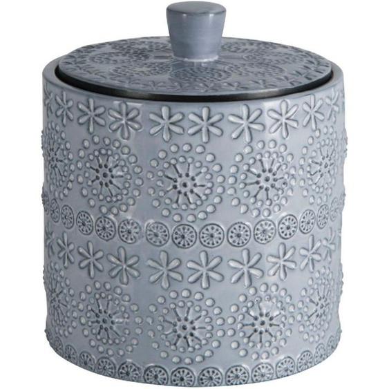 spirella Aufbewahrungsdose »Relief«, aus Porzellan