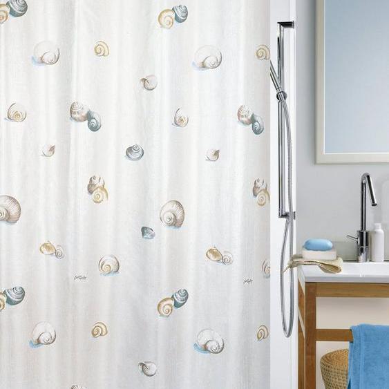 spirella Duschvorhang »ESCARGOT« Breite 180 cm, wasserabweisend