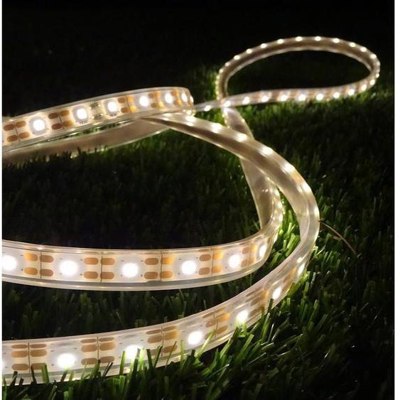 SPOT Light Gartenleuchte »Cobra LED«, Marke: CALI, Solarbeleuchtung in Form eines LED-Streifens, Eingebauter Dämmerungssensor