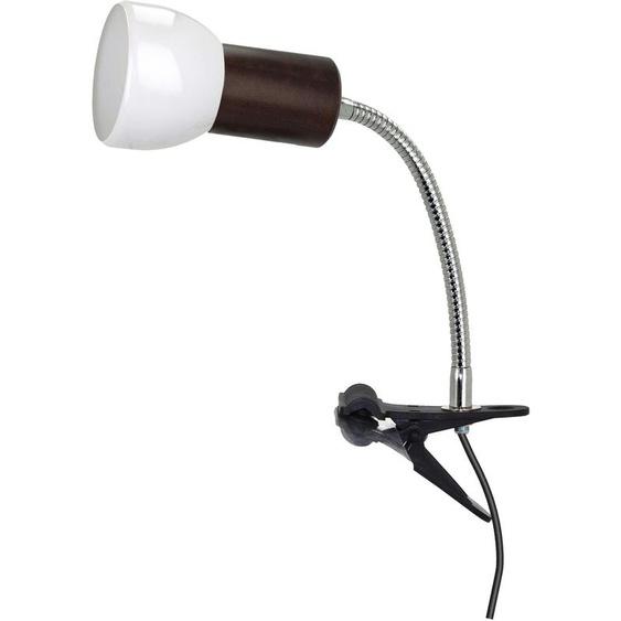 SPOT Light,Klemmleuchte SVENDA FLEX 1 -flg. / Ø9 cm, H:30 cm weiß Leselampen Lampen Leuchten