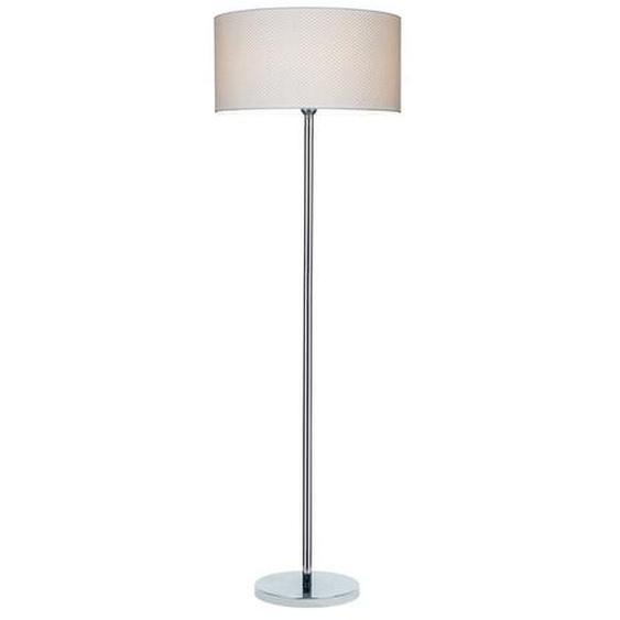 SPOT Light Stehlampe »Leila«, Hochwertiger Lampenschirm aus laminiertem Papier, mit geprägtem Muster, 3D Effekt passende LM E27 / exklusive, Made in Europe