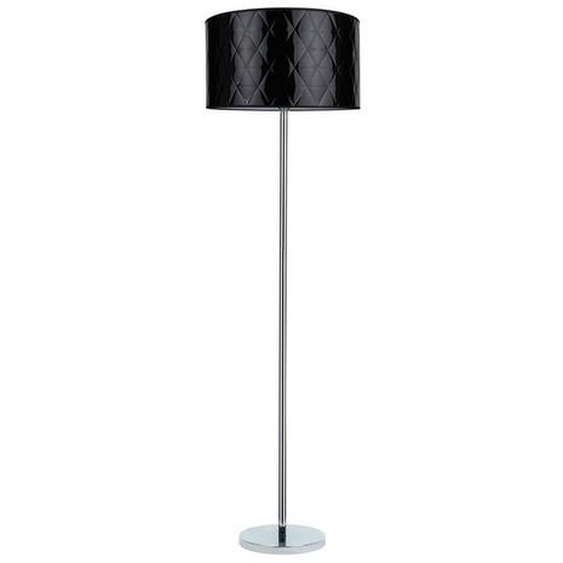 SPOT Light Stehlampe »Maxima«, Dekorativer Leuchtenschirm, Basis aus Metall, passende LM E27 / exklusive, Made in Europe