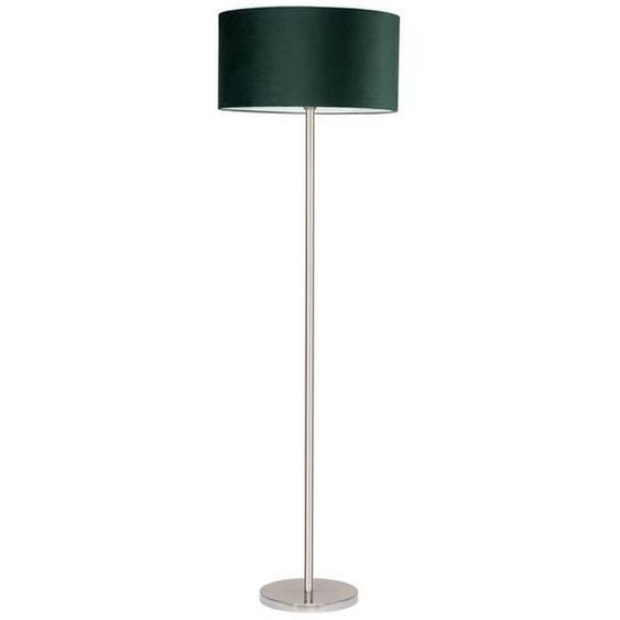 SPOT Light Stehlampe »Scarlett«, Dekorativer Leuchtenschirm, Basis aus Metall, passende LM E27 / exklusive, Made in Europe