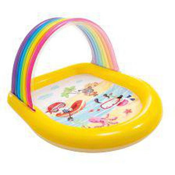 Spray-Pool Rainbow Arch
