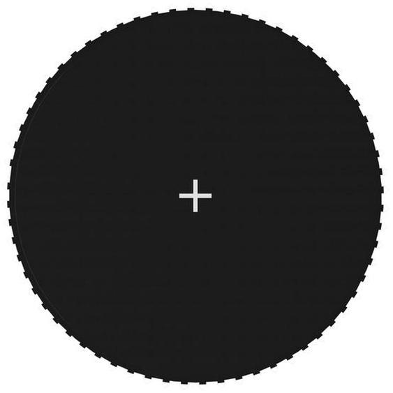 Sprungtuch Schwarz für 3,66 m Runde Trampoline