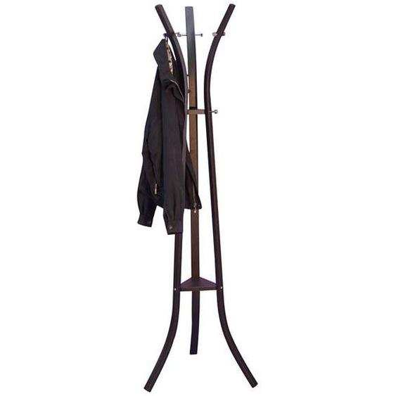 Stahl Garderobenst�nder in Schwarz modern
