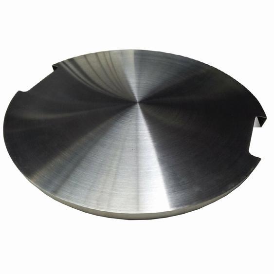 Stahlabdeckung für Gaskaminbrenner