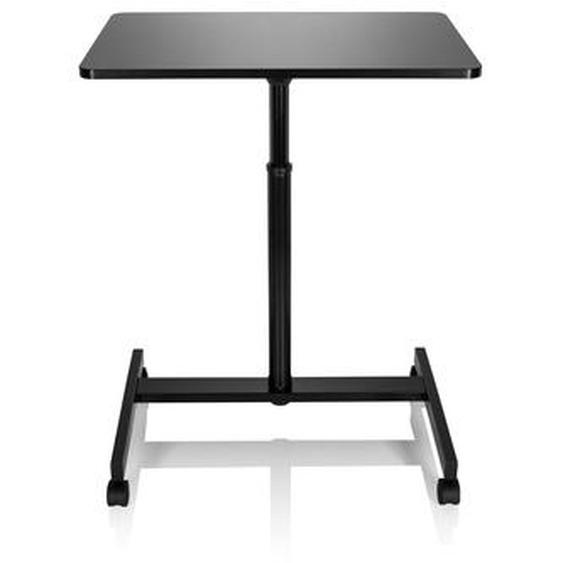 STAND VM-SU | Stehtisch/Laptopständer - Schreibtisch Schwarz