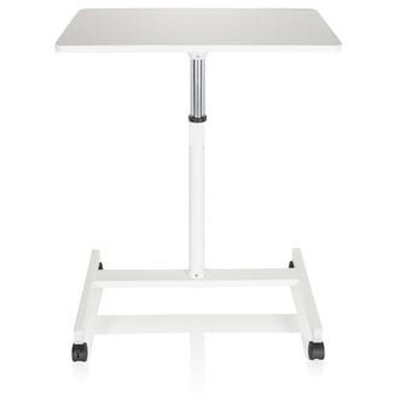 STAND VM-SU | Stehtisch/Laptopständer - Schreibtisch Weiß