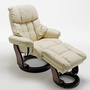 Standard-Relaxsessel Grace mit Fußhocker