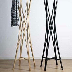 Standgarderobe Tra Zilio A&C grau, Designer Shin, Tomoko Azumi, 162x47x32 cm