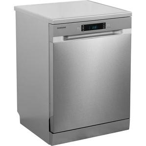 Standgeschirrspüler DW5500, DW60M6050FS/EC, 10,5 l, 14 Maßgedecke, Energieeffizienz: A++, silber, Energieeffizienzklasse: A++, Samsung