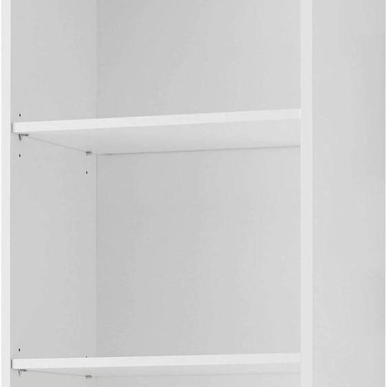 Standregal Bibo 48x33,4x191 cm weiß Kinder Kinderregale Kindermöbel Regale