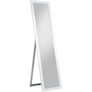Standspiegel Emilia 40 cm x 160 cm Weiß