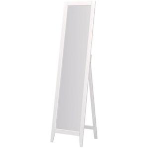 Standspiegel | weiß | 38 cm | 150 cm | 40 cm |