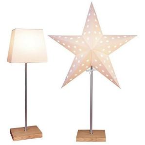 Star Trading Tischleuchte, weiß
