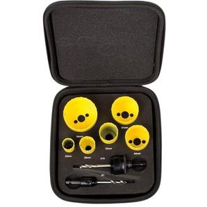 Starrett 66KFC06043 Bohrkronen Set, gelb