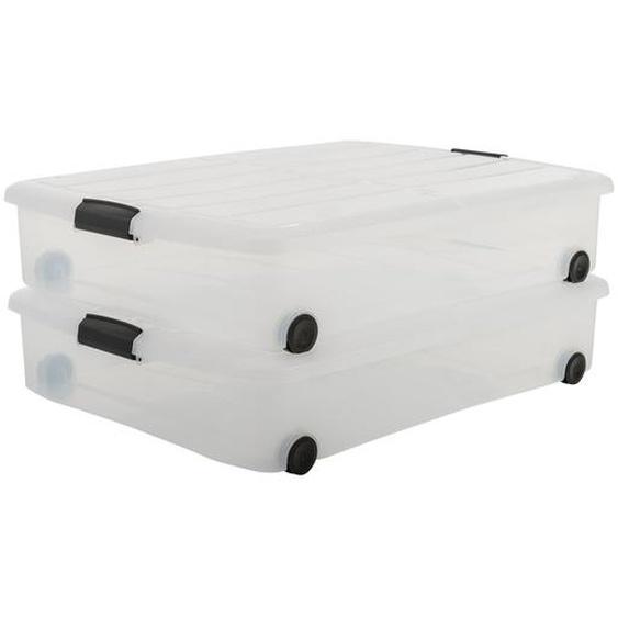 Stauraum für unter dem Bett