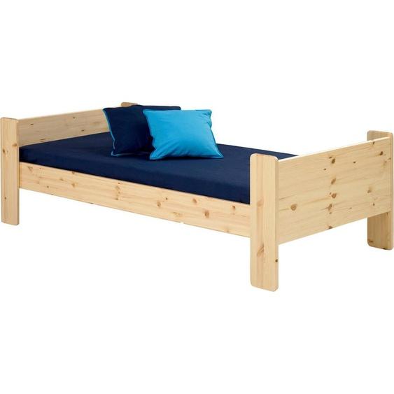 STEENS Bett FOR KIDS, in verschiedenen Farben 90x200 cm beige Kinder Kinderbetten Kindermöbel Betten