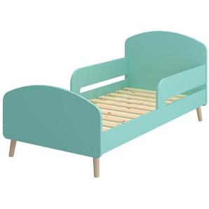 Steens Kinderbett, Mint, Holz