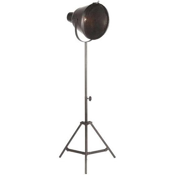 Stehlampe 205 cm hoch Industriedesign