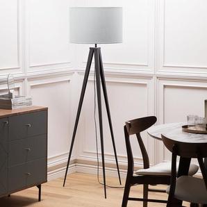 Stehlampe grau 156 cm STILETTO
