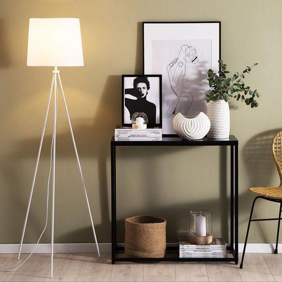 Stehlampe weiß 149 cm SAMBRA