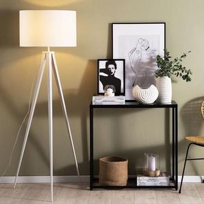Stehlampe weiß 156 cm STILETTO